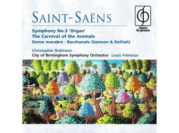Saint-Saëns Symphony No.3 in C minor ('Organ')