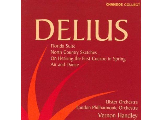 285 Delius, Florida Suite, by Ulster Orchestra, Lo