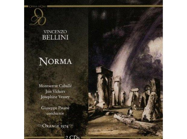 288 Bellini, Norma, by Montserrat Caballé, Jon Vic