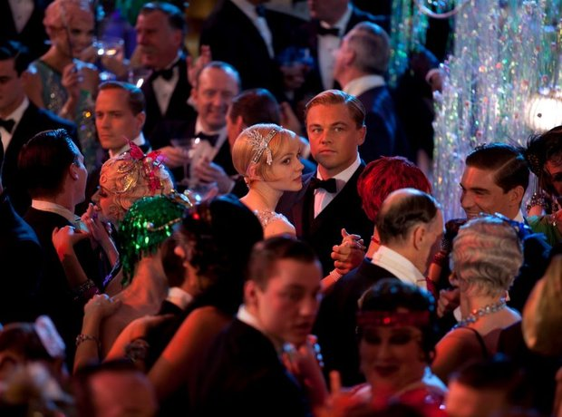 The Great Gatsby film still