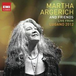 Martha Argerich and friends live from Lugano 2012