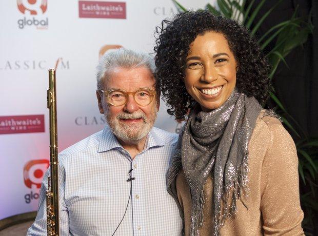 Margherita Taylor / Sir James Galway Classic FM Li