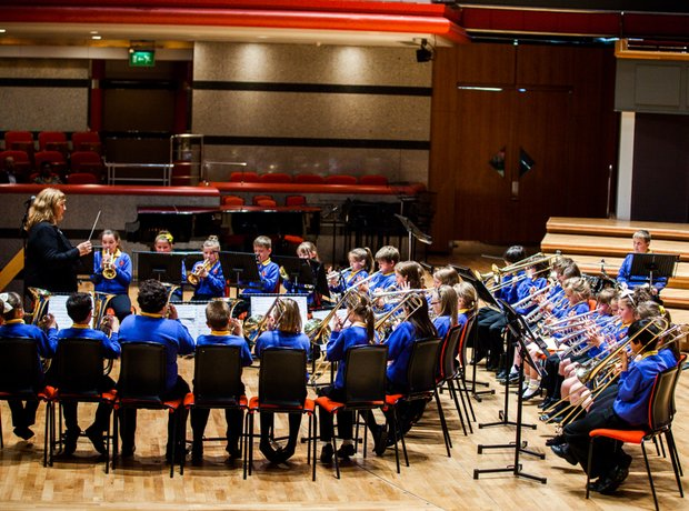 Blaenavon Heritage Primary Brass Band