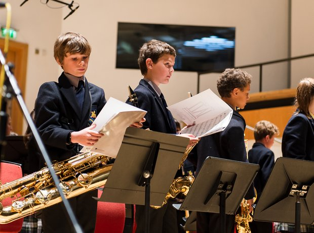 Dragon School Big Band Music For Youth