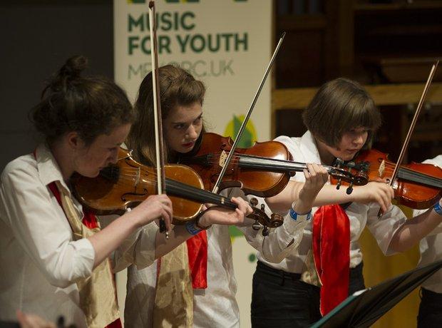 Fiddle Fingers Training Strings