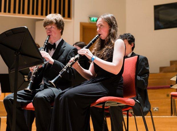 High Wycombe Music Centre Clarinet Choir