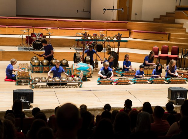 Oxford Youth Gamelan