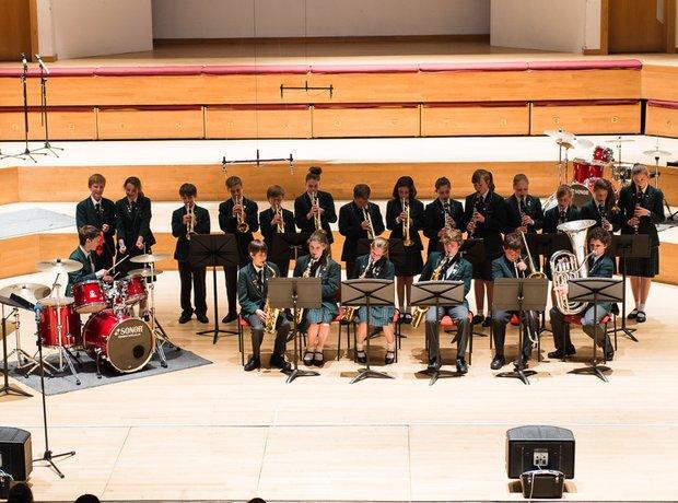 Spratton Hall School Jazz Band