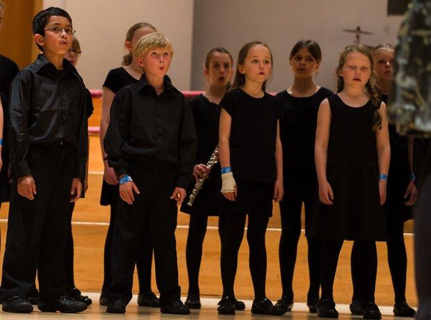 Truro School Prep Choir