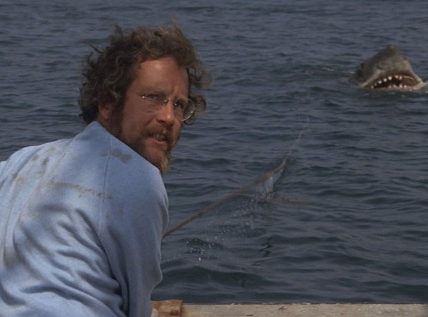 Jaws Richard Dreyfuss