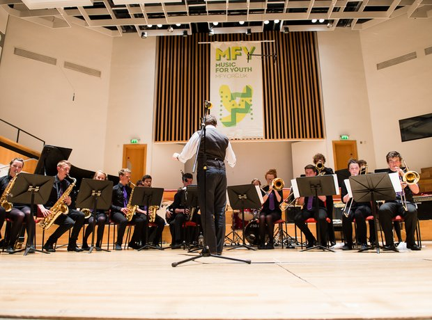St John Fisher Catholic High School Jazz Orchestra