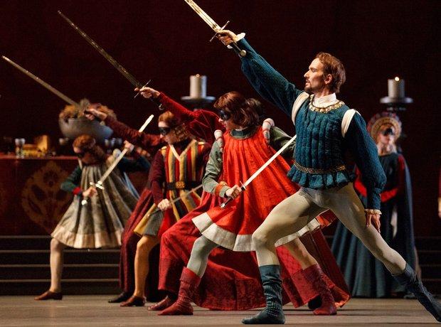Montagues Capulets Romeo Juliet Prokofiev Apprentice