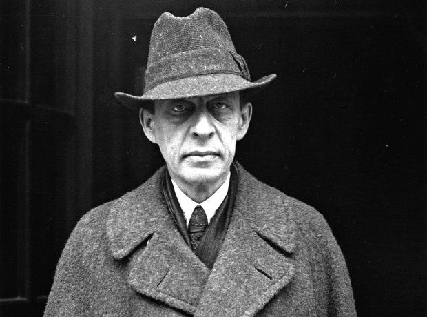 Rachmaninov hat