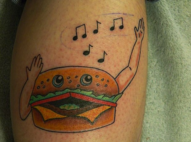 classical music tattoos