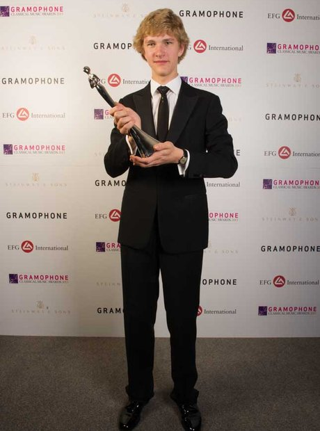 Jan Lisiecki Gramophone Awards 2013