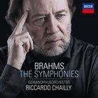 Brahms Symphonies Gewandhaus Chailly
