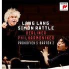 Lang Lang Simon Rattle Prokofiev 3 Bartok 2 album