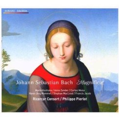 Bach Magnificat in D, BWV243; Mass in G minor, BWV