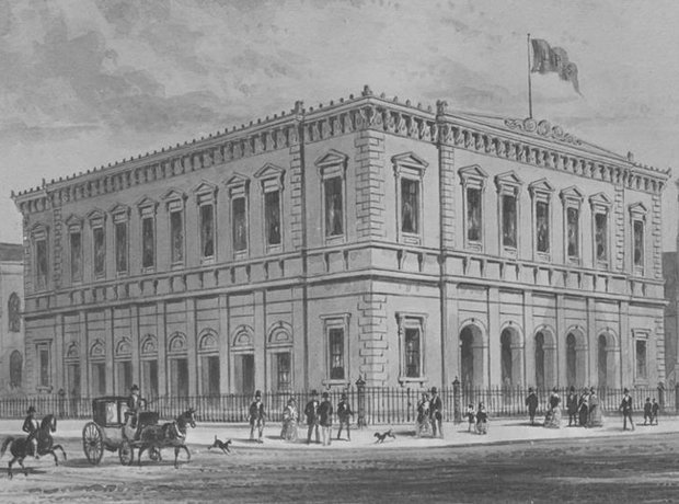 Liverpool Philharmonic Hall original