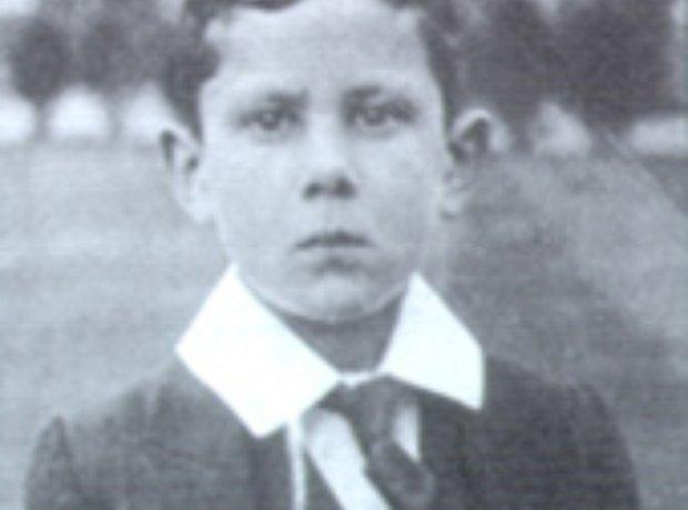 Gerald Finzi boy Ernest Farrar Stanford