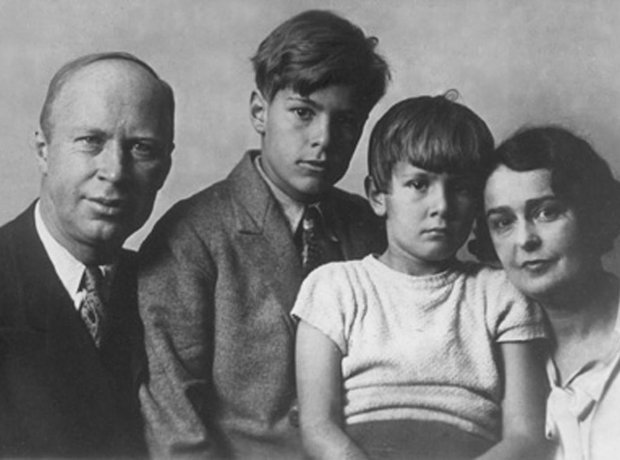 Sergei Prokofiev family Carolina Codina