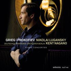 Grieg Piano Concerto Lugansky