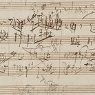 Beethoven String Quartet manuscript