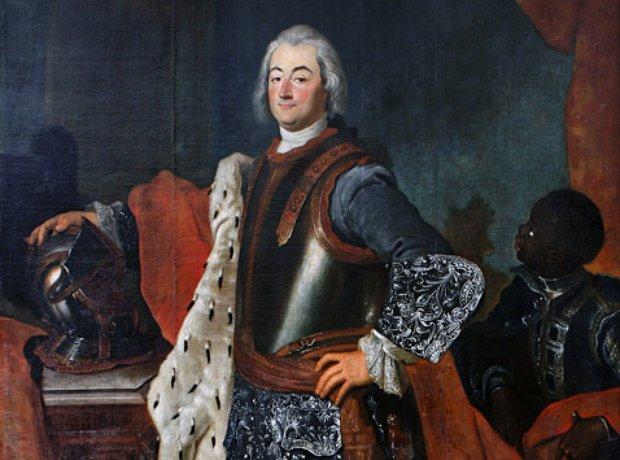 Leopold Prince Anhalt-Köthen