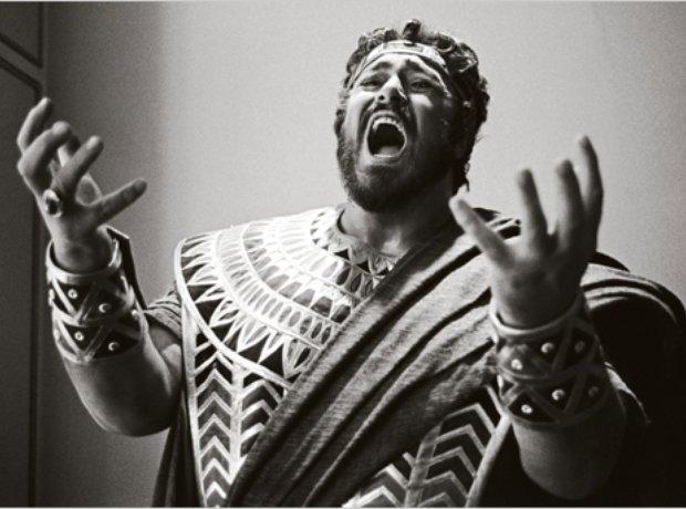 Luciano Pavarotti Radames Aida