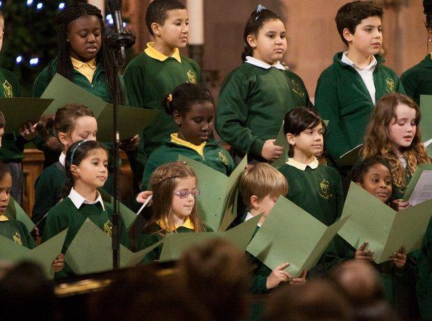 Prince's Foundation Colvestone School Dalston