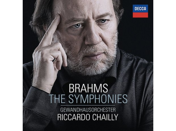 Brahms Symphonies Riccardo Chailly