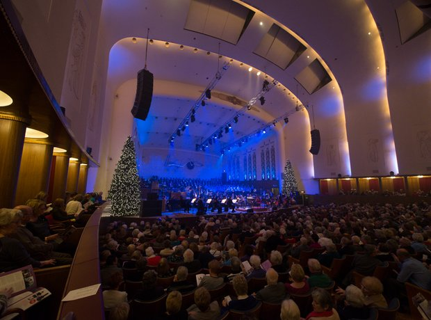 RLPO Christmas Philharmonic Hall