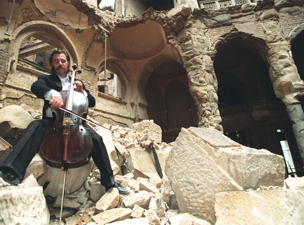 Music In Conflict