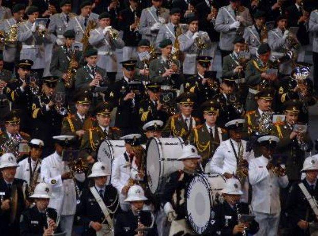 U.S. Army Europe Band Chorus