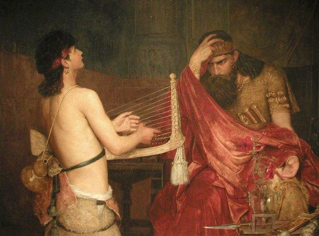 Saul and David Nielsen opera