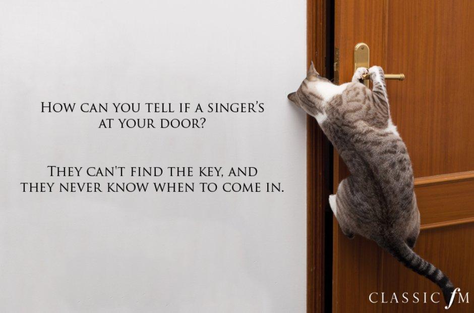Soprano jokes and more: Chorus humor about sopranos, tenors ...