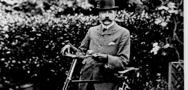 Elgar bicycle