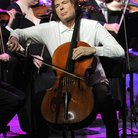 Julian Lloyd Webber at Classic FM live in Cardiff