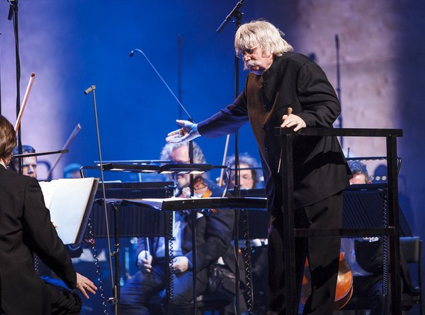 Karl Jenkins at Classic FM Live 2014 in Cardiff