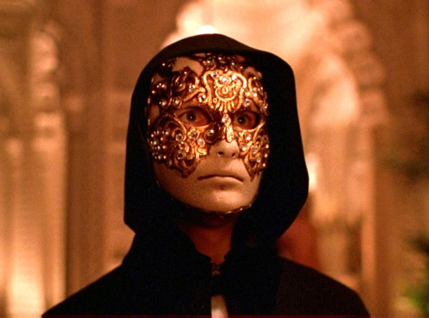 Eyes Wide Shut Tom Cruise Kubrick Pook Jocelyn