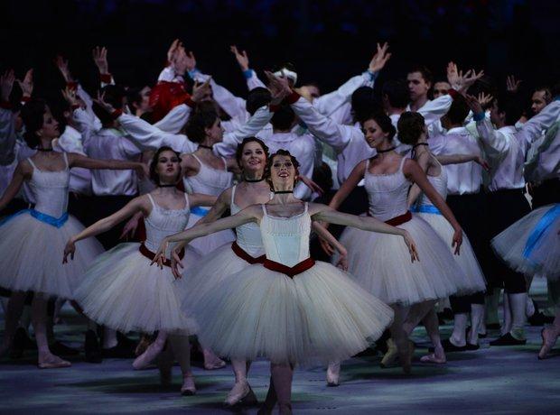 Winter Olympics Sochi 2014 Closing Ceremony