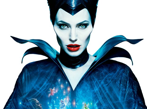 Maleficent film poster Angelina Jolie Disney
