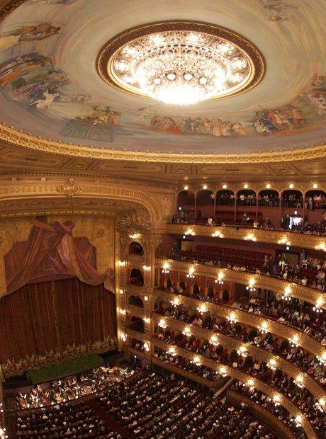 Teatro Colon, Argentina