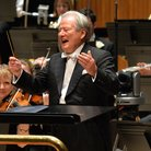 Sir Neville Marriner's 90th birthday concert pictu