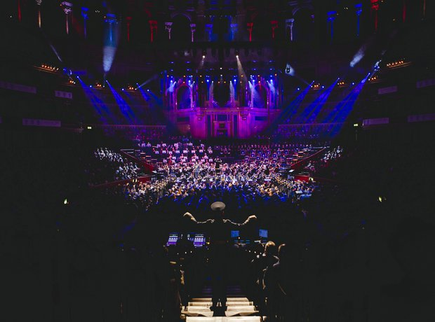 Central Band of the Royal Air Force Classic FM Liv