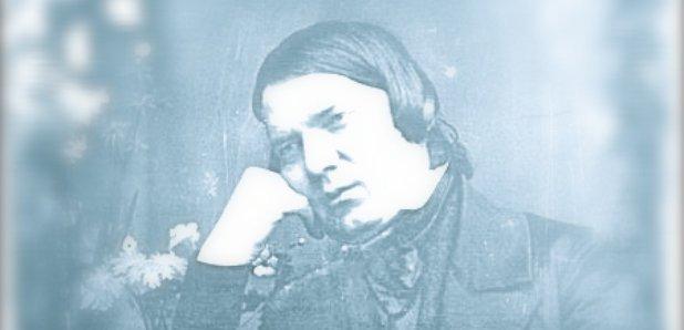 Robert Schumann ghost