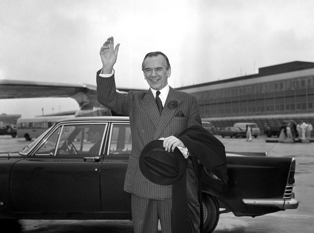 Sir Malcolm Sargent conductor australia