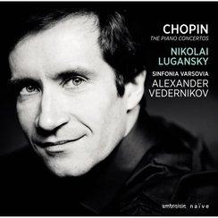 Chopin piano concertos Lugansky