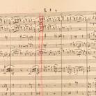 Rachmaninov manuscript