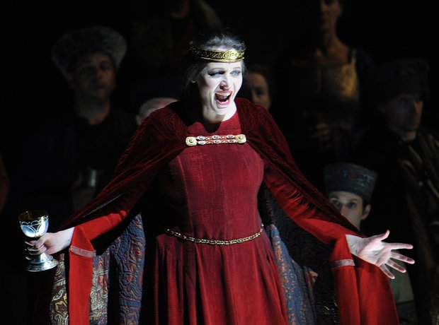 Lady Macbeth Verdi Tatjana Seran Salzburg